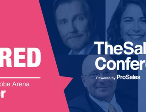 Tio skäl till att besöka The Sales Conference 2018!