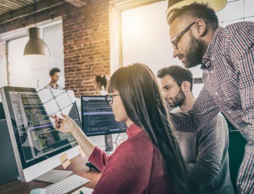 Mjukvara äter försäljning och marknadsföring